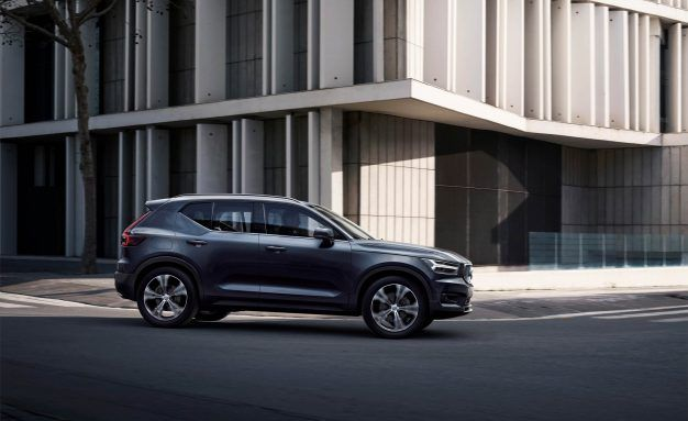 Volvo Xc Adds Inscription Trim In The U S Three Cylinder And Manual Elsewhere