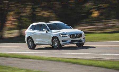 2018 Volvo XC60 T8 eAWD Plug-In Hybrid – Instrumented Test