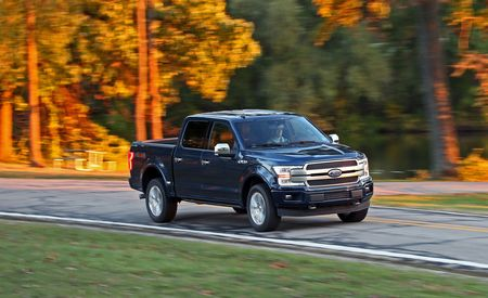 2018 Ford F-150 5.0L V-8 4×4 SuperCrew – Instrumented Test