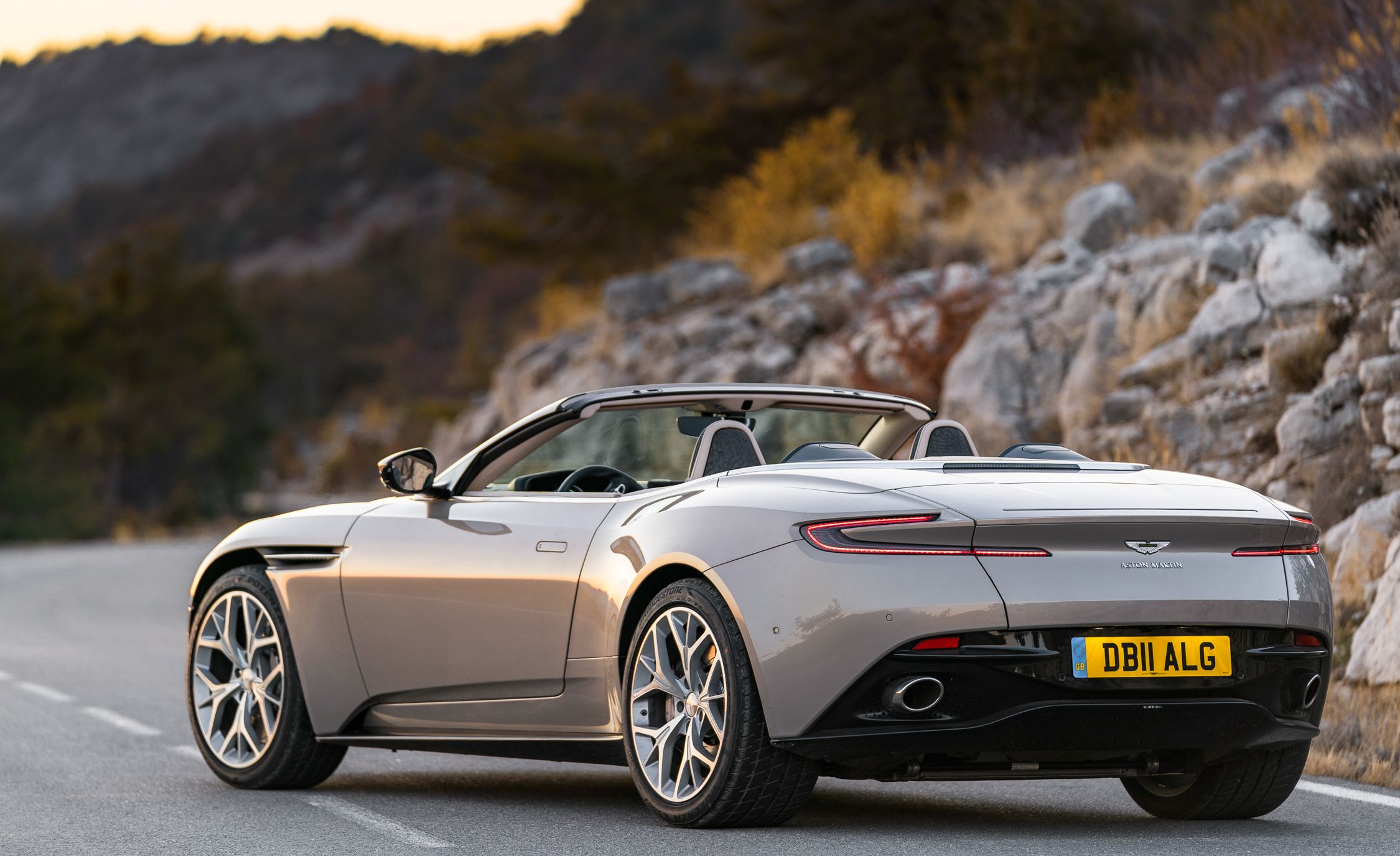 2018 Aston Martin Db11 Volante New Car Release Date And