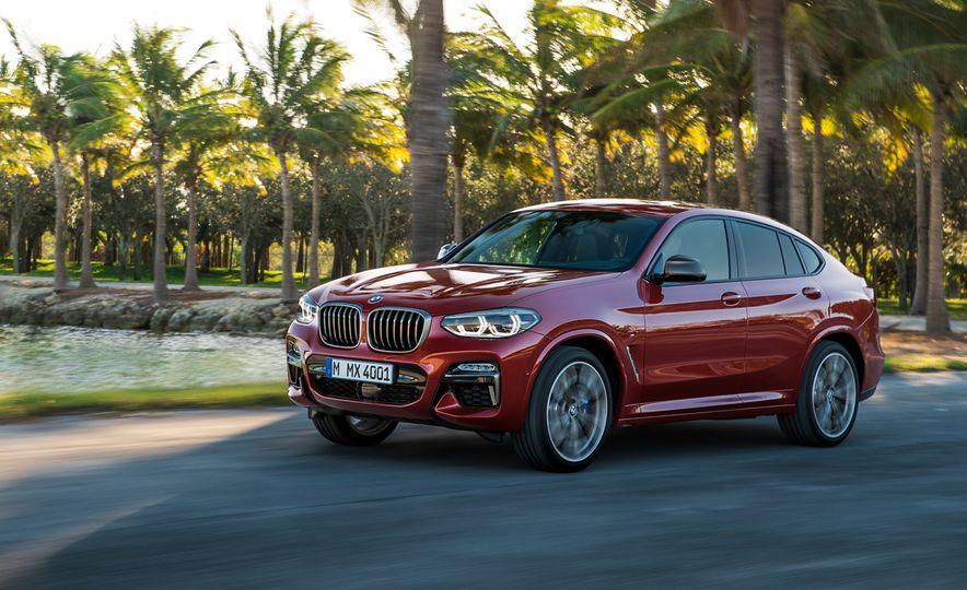 2019 BMW X4 M40d (Euro-spec) - Slide 1