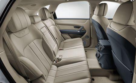 Electric Six! Bentley Downsizes with Plug-In Hybrid Bentayga