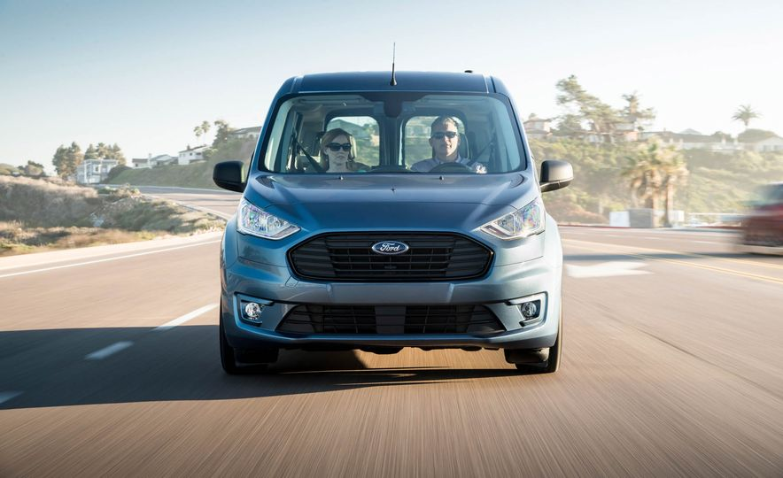 2019 Ford Transit Connect - Slide 11