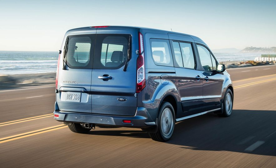 2019 Ford Transit Connect - Slide 12