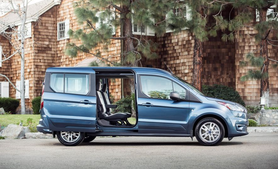 2019 Ford Transit Connect - Slide 14