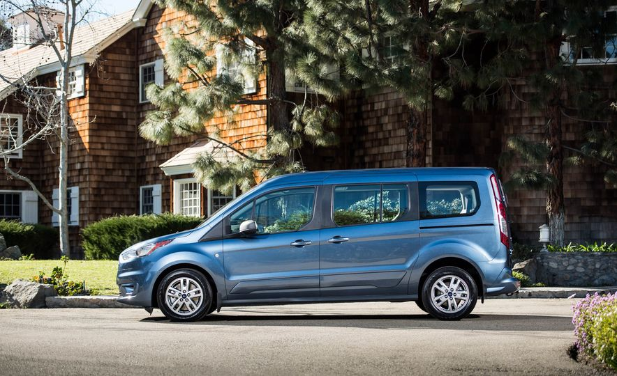 2019 Ford Transit Connect - Slide 16
