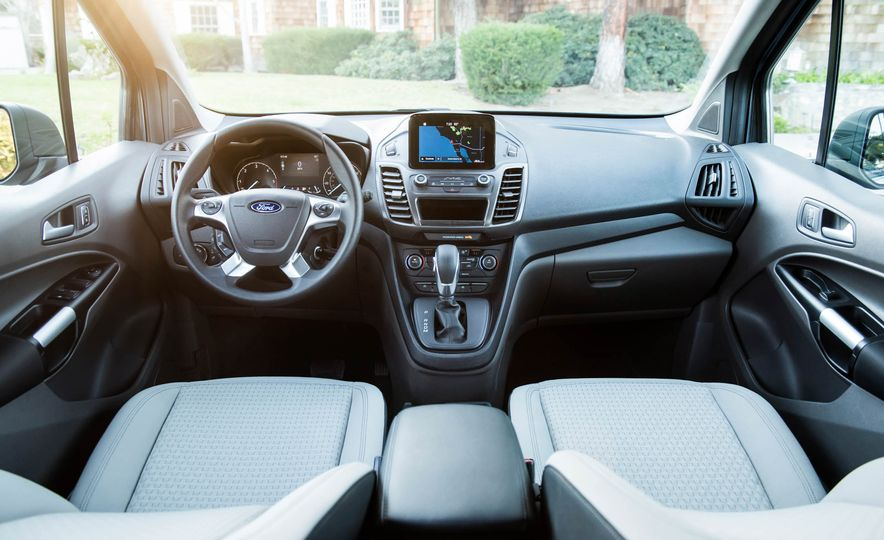 2019 Ford Transit Connect - Slide 18