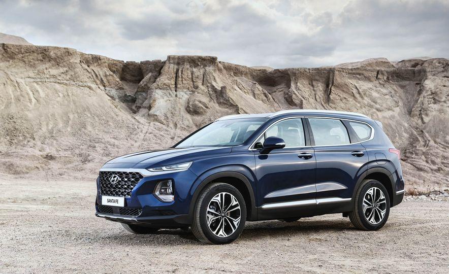 2019 Hyundai Santa Fe (Korea-spec) - Slide 8