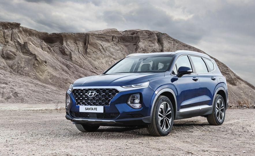 2019 Hyundai Santa Fe (Korea-spec) - Slide 7