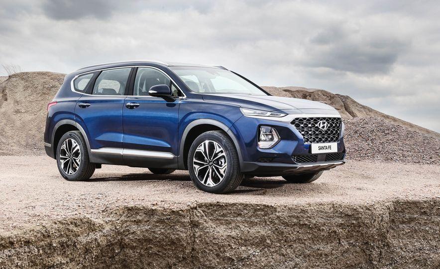 2019 Hyundai Santa Fe (Korea-spec) - Slide 6