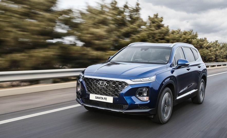 2019 Hyundai Santa Fe (Korea-spec) - Slide 5
