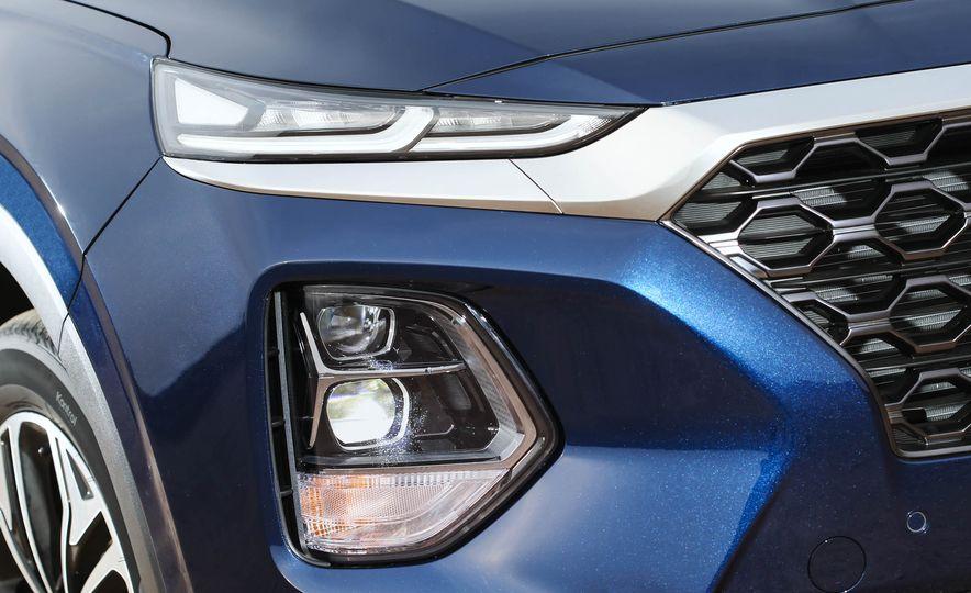 2019 Hyundai Santa Fe (Korea-spec) - Slide 11