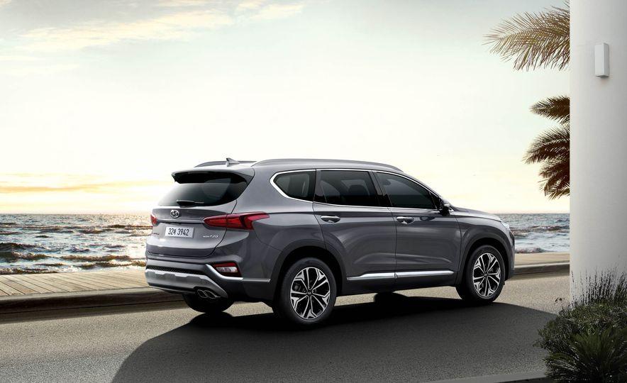 2019 Hyundai Santa Fe (Korea-spec) - Slide 20