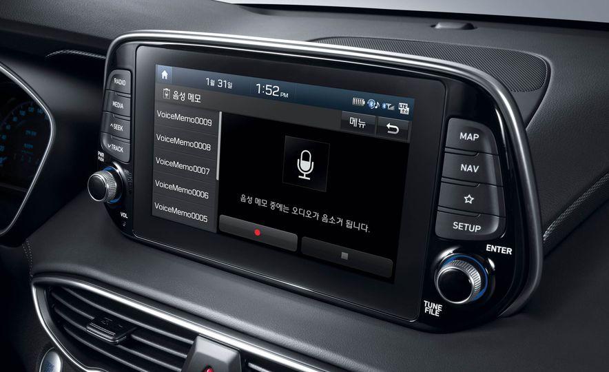 2019 Hyundai Santa Fe (Korea-spec) - Slide 28