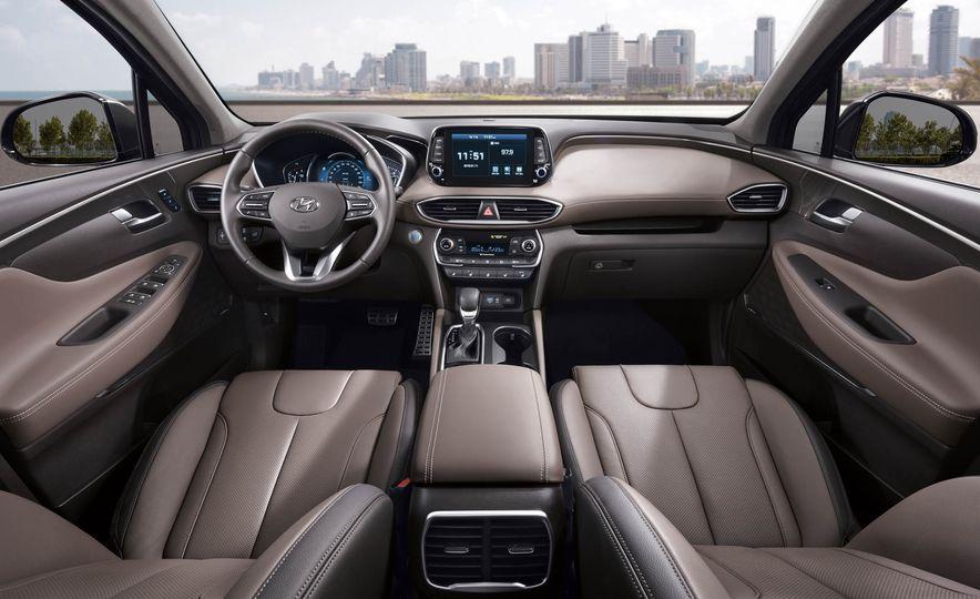 2019 Hyundai Santa Fe (Korea-spec) - Slide 38