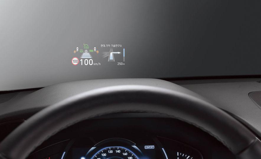 2019 Hyundai Santa Fe (Korea-spec) - Slide 43