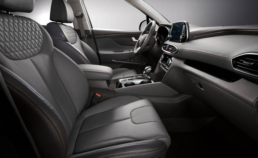 2019 Hyundai Santa Fe (Korea-spec) - Slide 50