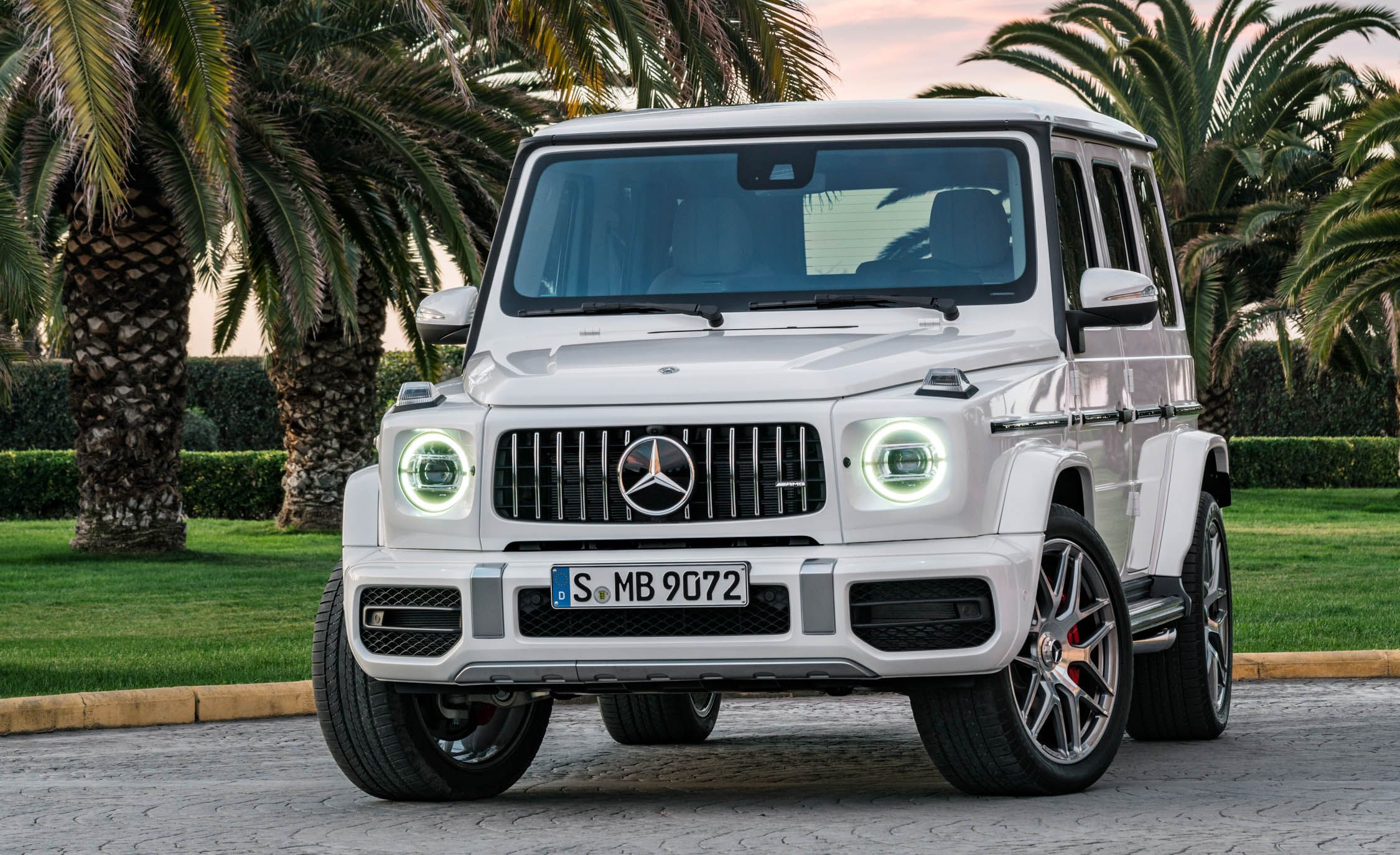 2019 Mercedes Amg G63 G65 4matic Reviews Mercedes Amg G63 G65