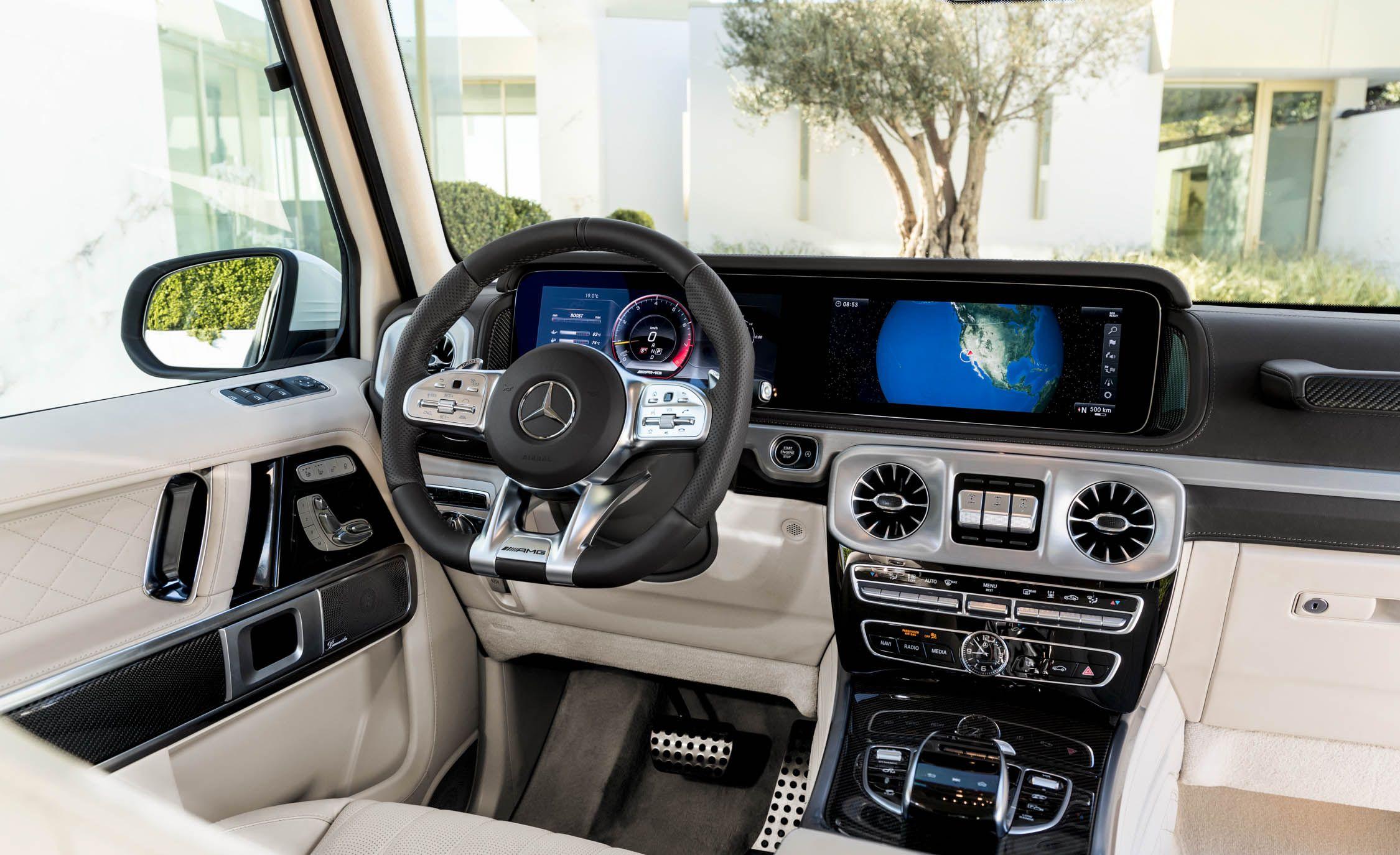 2019 Mercedes Amg G63 G65 4matic Reviews Mercedes Amg G63 G65