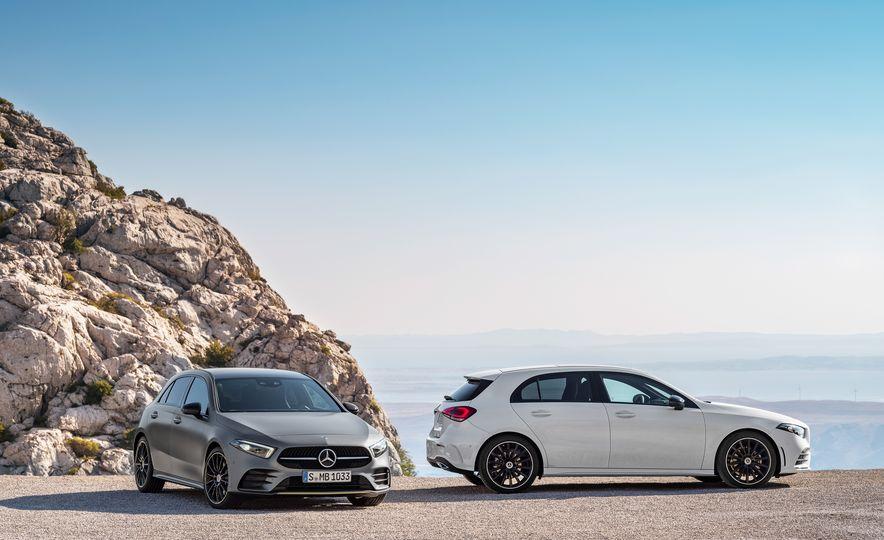 2019 Mercedes-Benz A-class - Slide 1