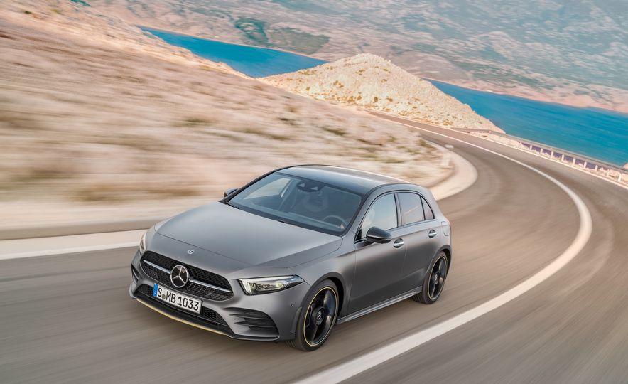 2019 Mercedes-Benz A-class - Slide 5