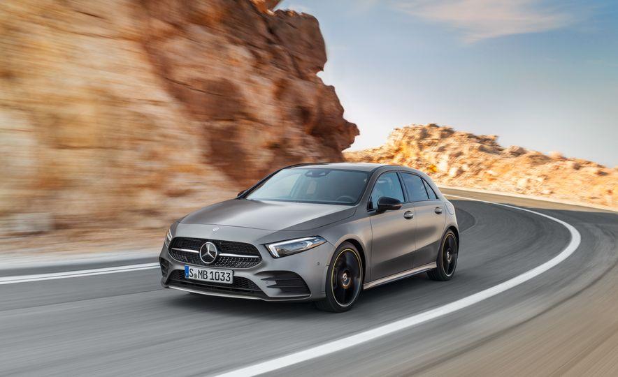 2019 Mercedes-Benz A-class - Slide 6