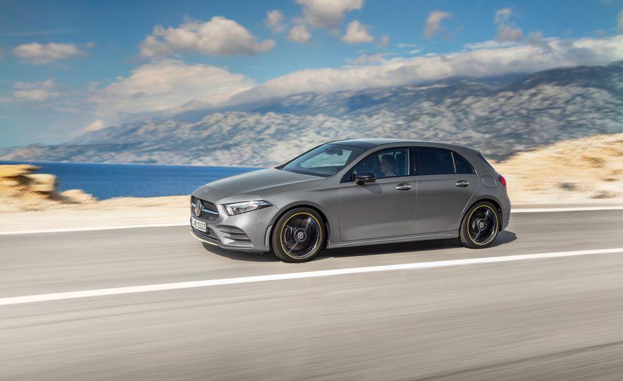 2019 Mercedes-Benz A-class - Slide 7
