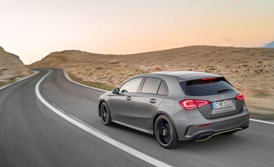 2019 Mercedes-Benz A-class - Slide 9