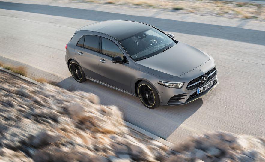 2019 Mercedes-Benz A-class - Slide 13