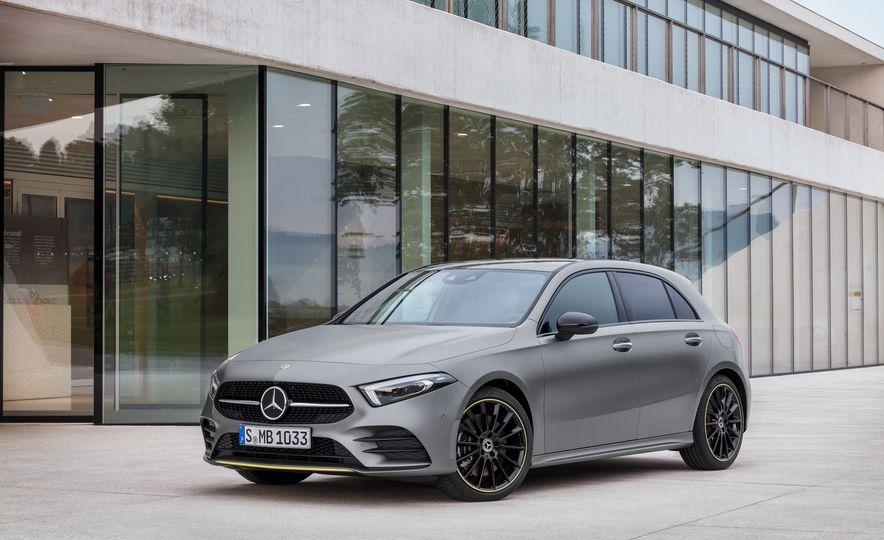 2019 Mercedes-Benz A-class - Slide 18
