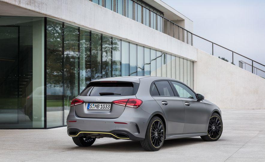 2019 Mercedes-Benz A-class - Slide 20