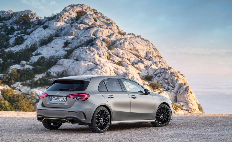 2019 Mercedes-Benz A-class - Slide 17