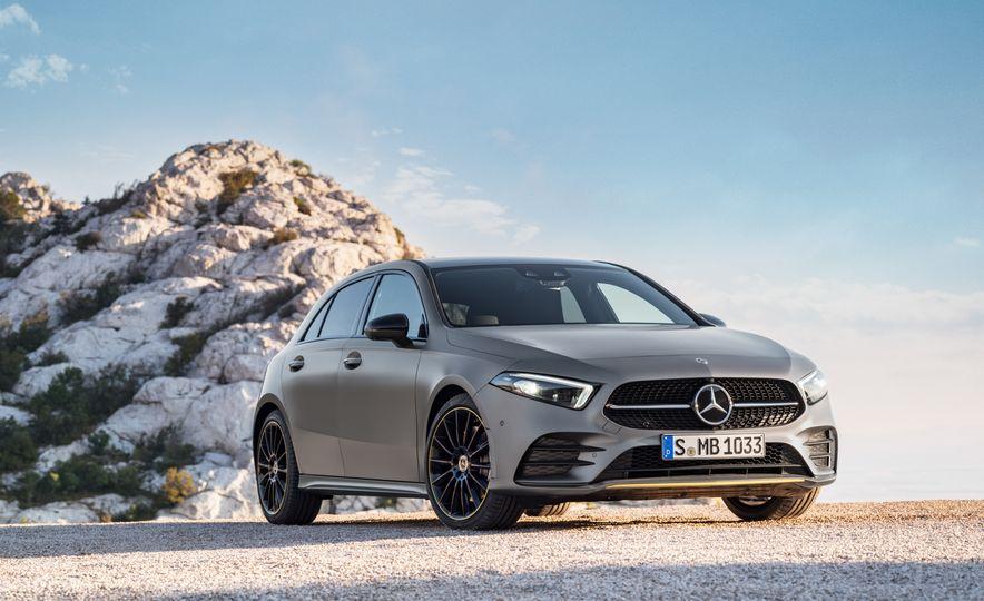 2019 Mercedes-Benz A-class - Slide 15