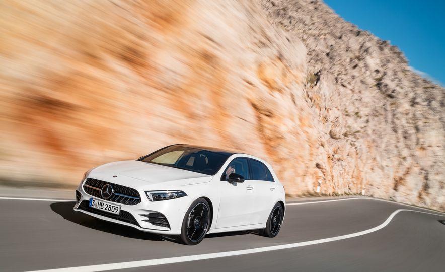 2019 Mercedes-Benz A-class - Slide 28