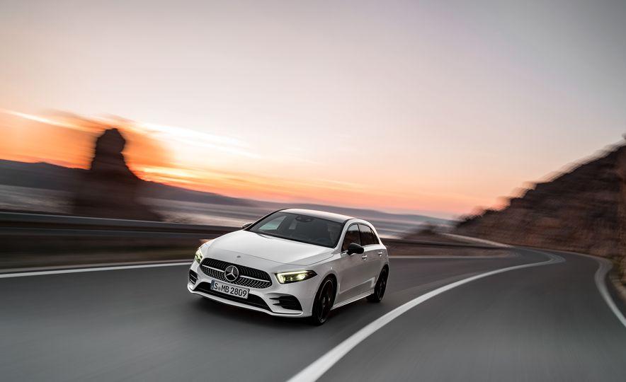 2019 Mercedes-Benz A-class - Slide 29