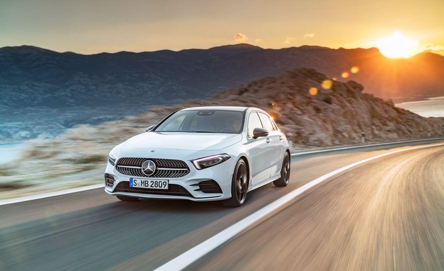 2019 Mercedes-Benz A-class - Slide 30