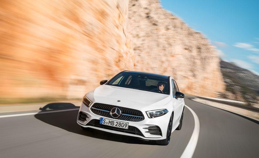 2019 Mercedes-Benz A-class - Slide 31