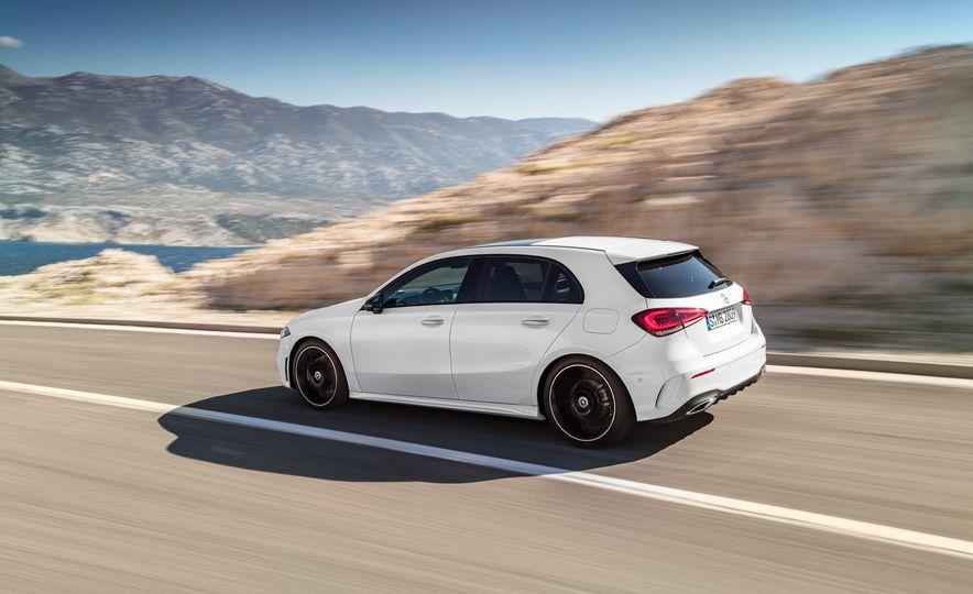 2019 Mercedes-Benz A-class - Slide 36