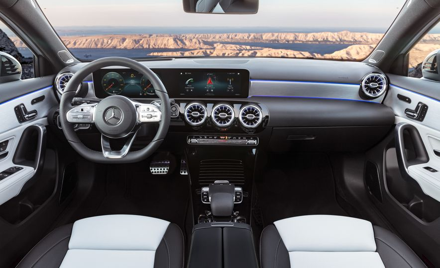 2019 Mercedes-Benz A-class - Slide 47