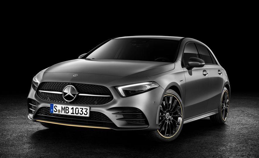 2019 Mercedes-Benz A-class - Slide 49