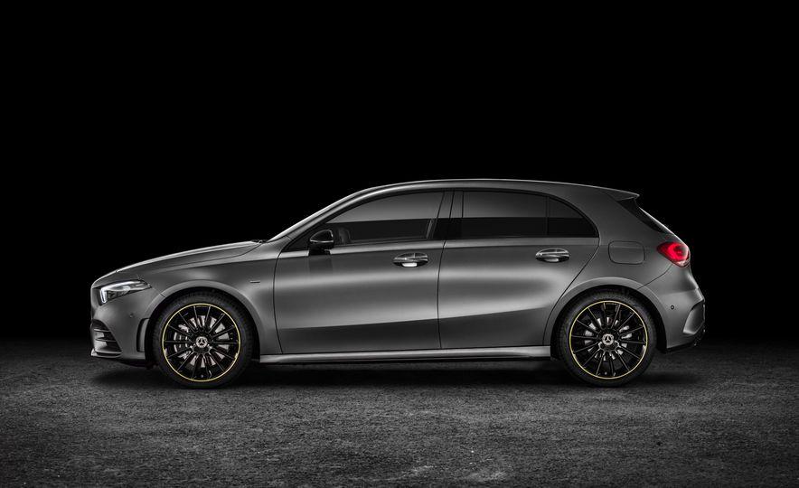 2019 Mercedes-Benz A-class - Slide 50
