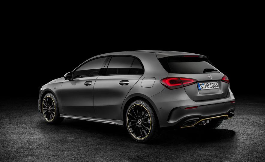 2019 Mercedes-Benz A-class - Slide 51