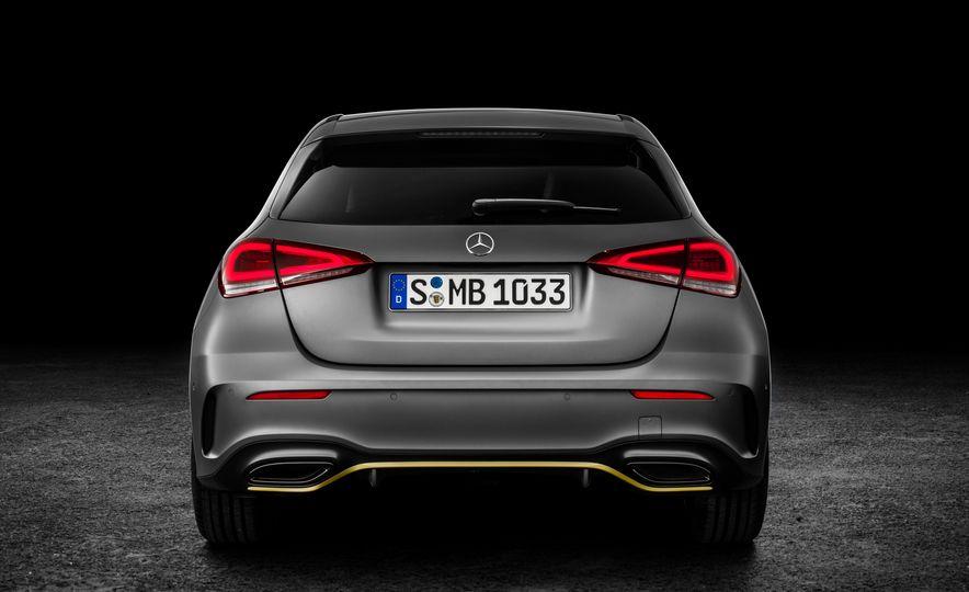 2019 Mercedes-Benz A-class - Slide 52