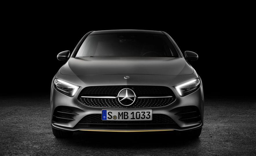 2019 Mercedes-Benz A-class - Slide 55