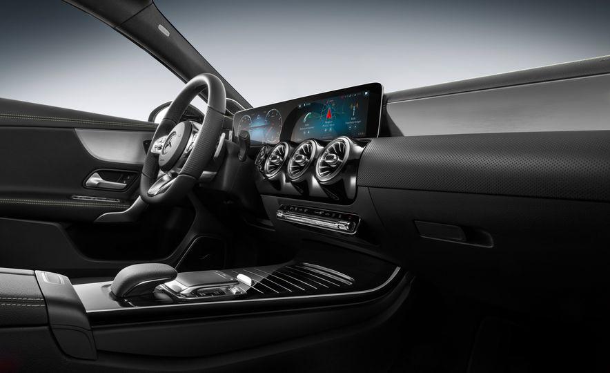 2019 Mercedes-Benz A-class - Slide 58