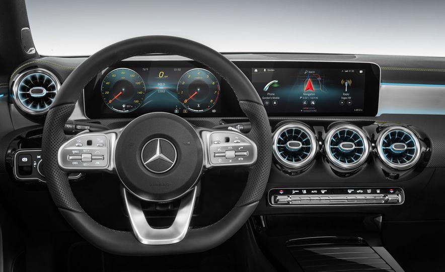 2019 Mercedes-Benz A-class - Slide 61