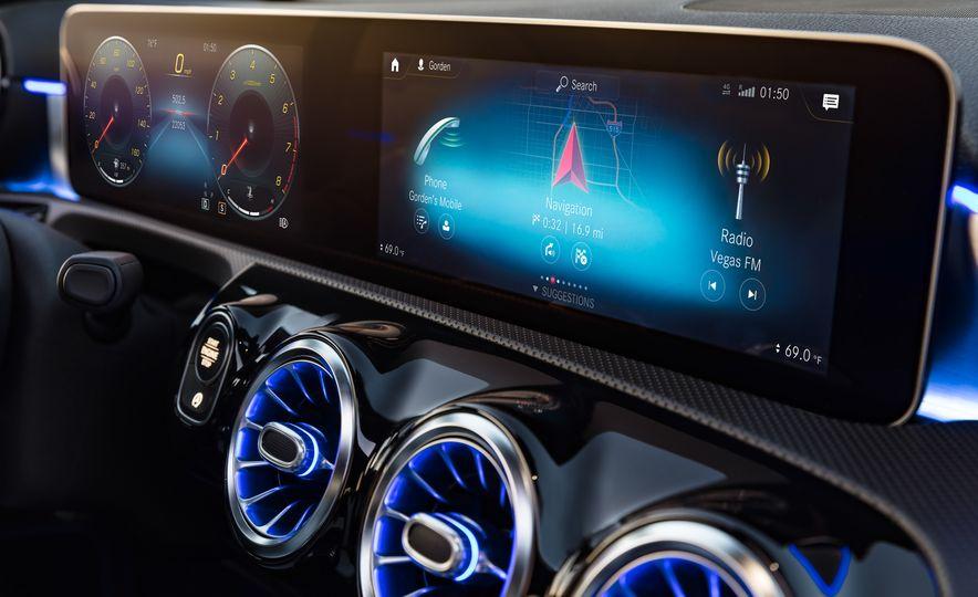 2019 Mercedes-Benz A-class - Slide 63