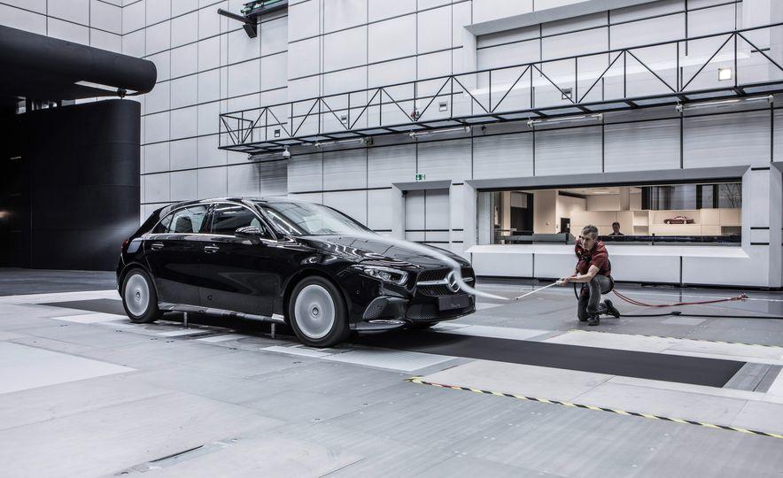 2019 Mercedes-Benz A-class - Slide 68