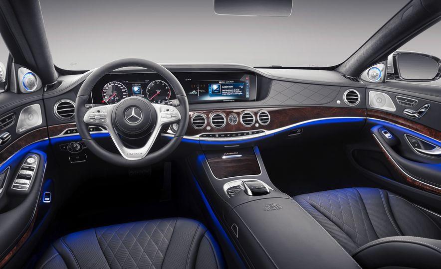 2019 Mercedes-Maybach S560 sedan - Slide 4