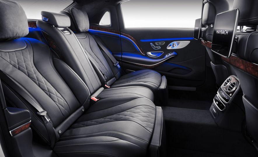 2019 Mercedes-Maybach S560 sedan - Slide 6